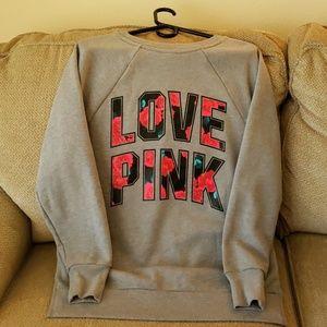 Victoria's Secret Pink Legging Sweater